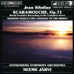 Sibelius - Scaramouche, Op.71