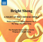 Bright Sheng: A Night at the Chinese Opera