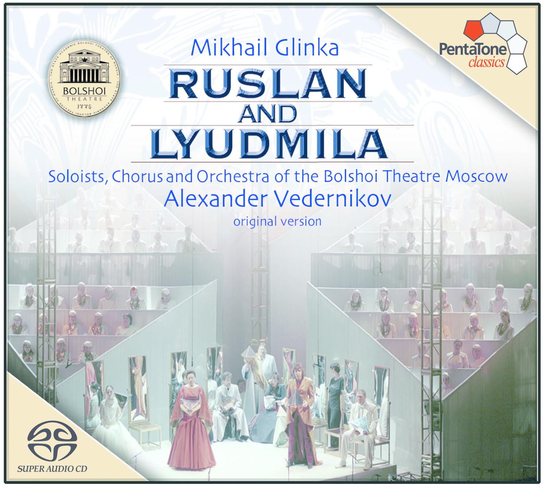 Ruslan and Lyudmila.  5. Tale of the Head