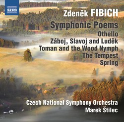 Fibich: Symphonic Poems