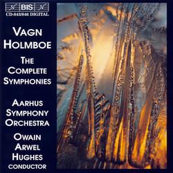 Holmboe - Complete Symphonies
