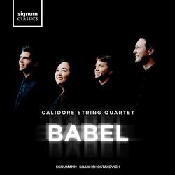 Babel: Schumann, Shaw, Shostakovich