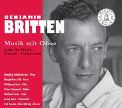 Britten: Music with Oboe