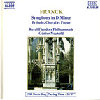 Franck: Symphony in D Minor / Prelude, Choral Et  Fugue