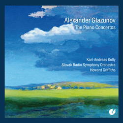 Glazunov: The Piano Concertos