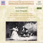 Donizetti : Don Pasquale