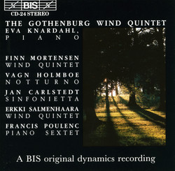 Wind Quintet and Piano, Vol.2