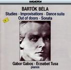 Studies, Improvisations, Dance Suite, Out of Doors