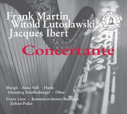 Martin, Lutoslawski & Ibert: Concertante