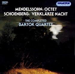 Mendelssohn: Octet - Schoenberg: Verklärte Nacht,