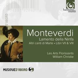 Monteverdi: Lamento de la Ninfa & Altri Canti