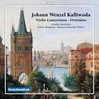 Kalliwoda: Violin Concertinos & Overtures