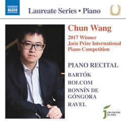 Ravel, Bolcom, Bartók & Bonnín de Góngora: Piano Works (Live)