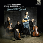 Schubert: String Quartets D.87 & D.887