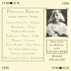 The Symposium Opera Collection, Vol. 8 (1920-1942)