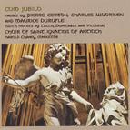 Certon, P.: Missa Sus Le Pont D'Avignon / Tallis, T.: Audivi Vocem / Wuorinen, C.: Missa Brevis / Durufle: Cum Jubilo