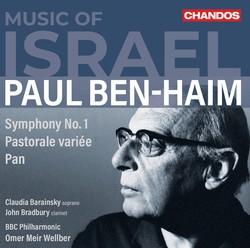 Ben-Haim: Orchestral Works