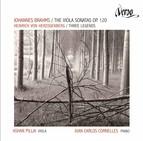 Brahms: Viola Sonatas, Op. 120 - Herzogenberg: Legenden, Op. 62