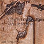 Allgén: Violin Sonata