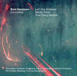 Bent Sørensen: Concertos
