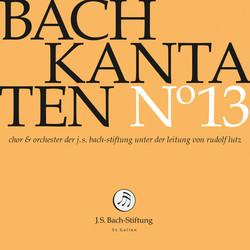 J.S. Bach: Cantatas, Vol. 13