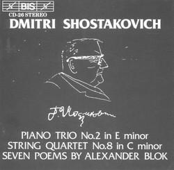 Shostakovich - Piano Trio