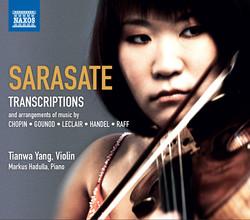 Sarasate: Violin & Piano Music, Vol. 4