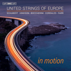 In Motion - United Strings of Europe
