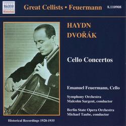Haydn / Dvorak: Cello Concertos (Feuermann) (1928-1935)