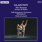 Glazunov: The Seasons / Scenes De Ballet