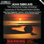 Sibelius - Orchestral Songs