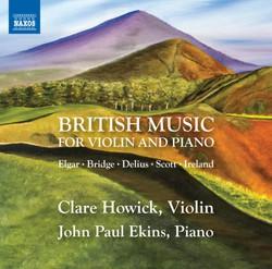 British Music for Violin & Piano