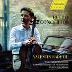 Haydn, Bach & Janson: Cello Concertos