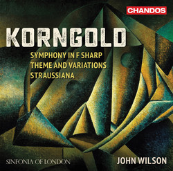 Korngold: Works for Orchestra