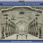 Baroque Stage Music
