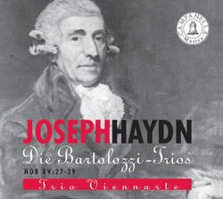 Haydn: The Bartolozzi Trios
