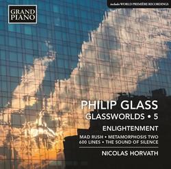 Glass: Glassworlds, Vol. 5