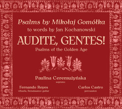 Audite, gentes! Psalms of the Golden Age
