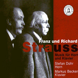 Strauss: Music for Horn and Piano