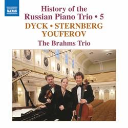 History of the Russian Piano Trio, Vol. 5