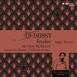 Debussy: Etudes - Messiaen: Fauvettes de l'Hérault - Concert des garrigues