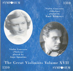 The Great Violinists, Vol. 17