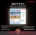 Britten: Spring Symphony - Welcome Ode - Psalm 150