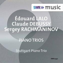 Lalo, Debussy & Rachmaninoff: Piano Trios