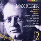 Reger: Piano Chamber Music, Vol. 2