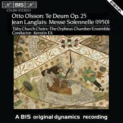 Olsson - Te Deum