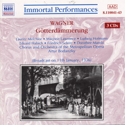 Wagner: Gotterdammerung (Ring Cycle 4)