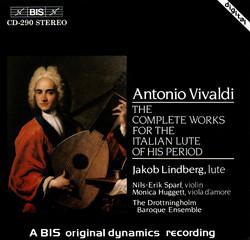 Vivaldi - Works for Lute