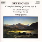 Beethoven: String Quartet, Op. 130 / Grosse Fuge, Op. 133
