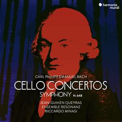 C.P.E. Bach: Cello Concertos
